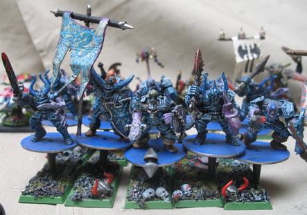 [Vend] Armée Chaos Tzeentch peinte +2000pts Chevalier_elu