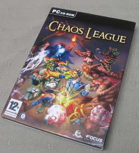 [Vend] Divers : Magazines Ravage, Jeux PC, ... Chaosleague
