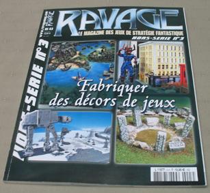 [Vend] Divers : Magazines Ravage, Jeux PC, ... Ravage_hs